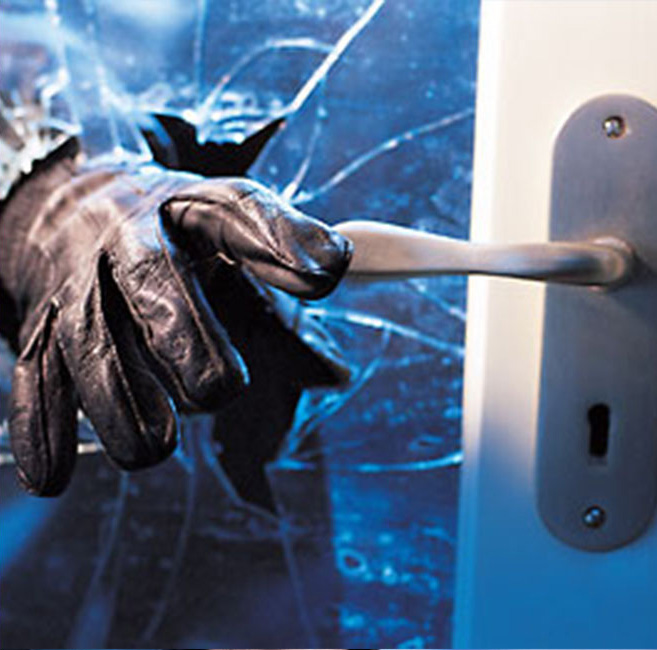 Glazing and Security