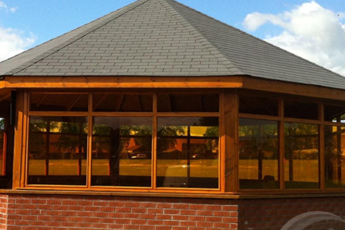 School Shelter EPP Window Film