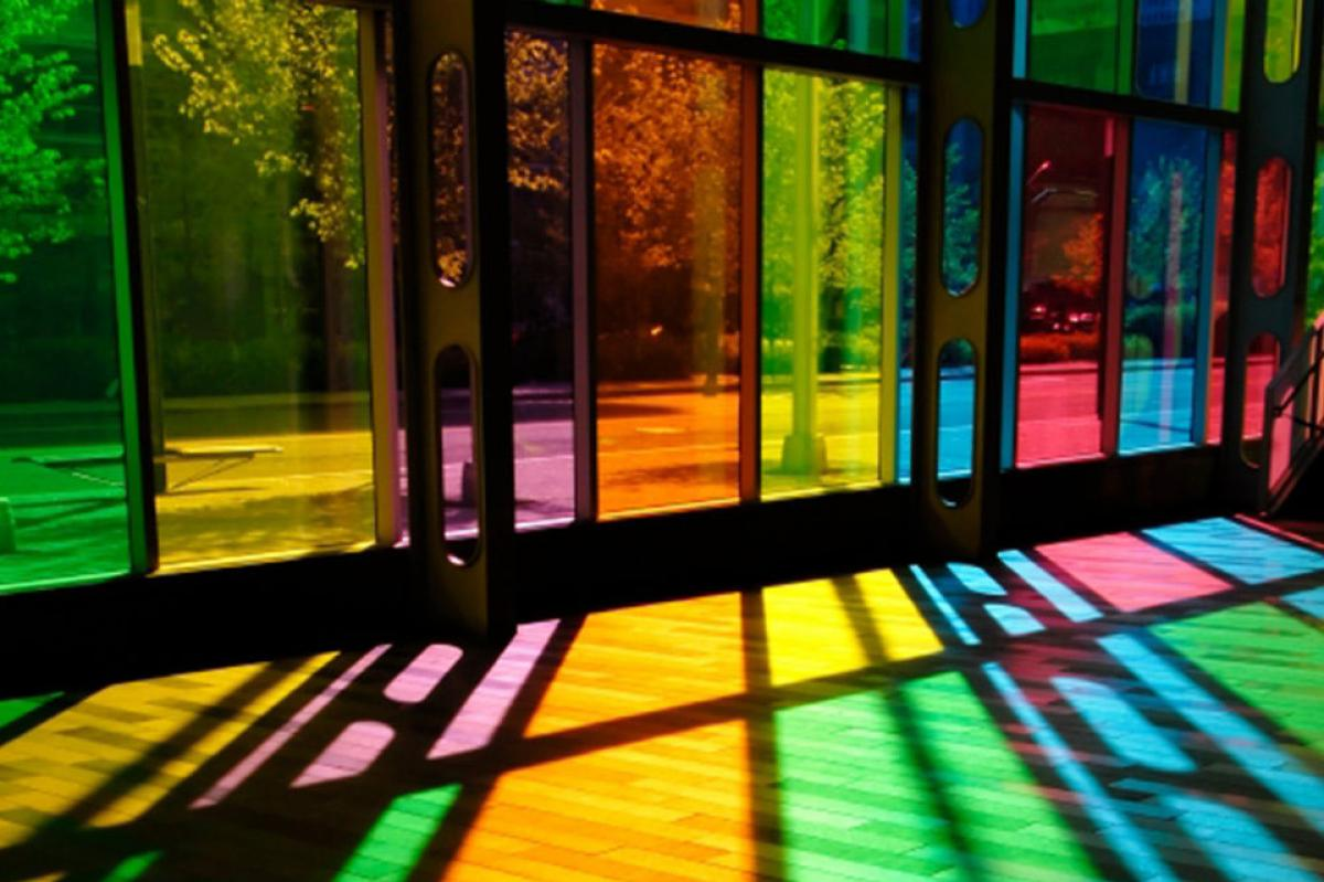 Coloured Window Films