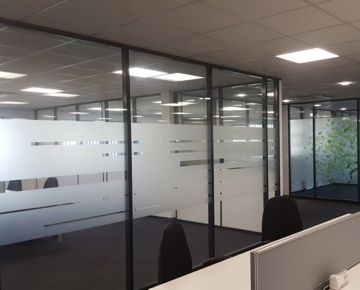 Types and Uses of Frosted Window Film