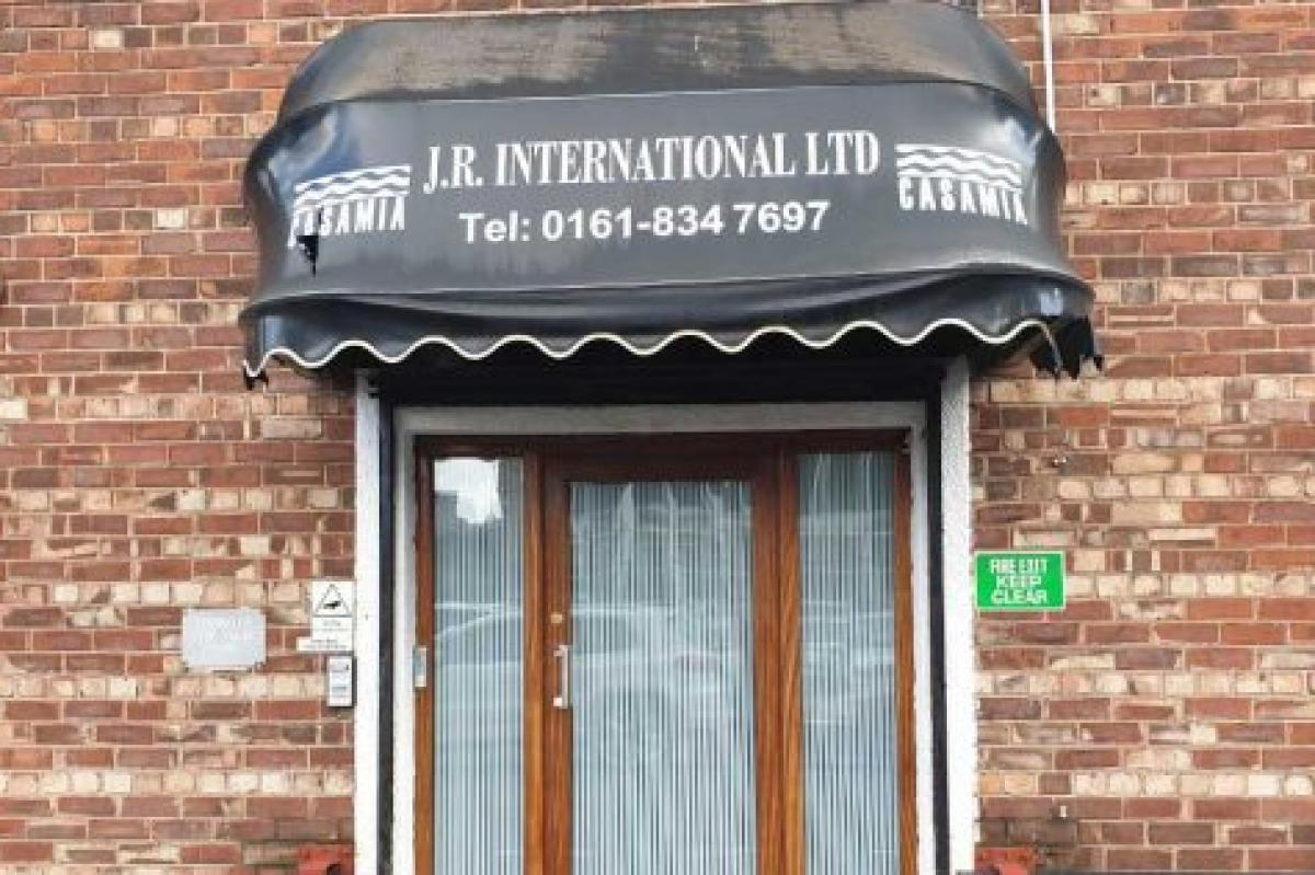 JR International Increase Privacy with Frosted Window Film