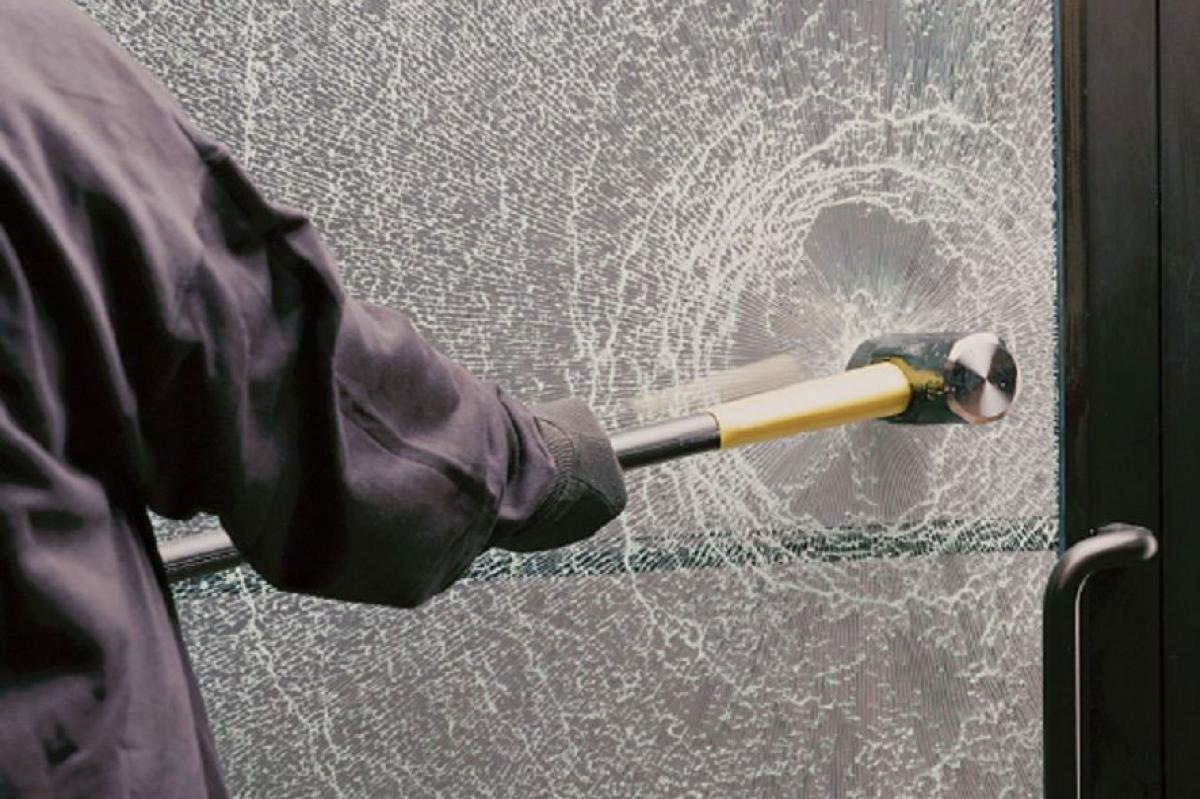 Increase Security With Security Film