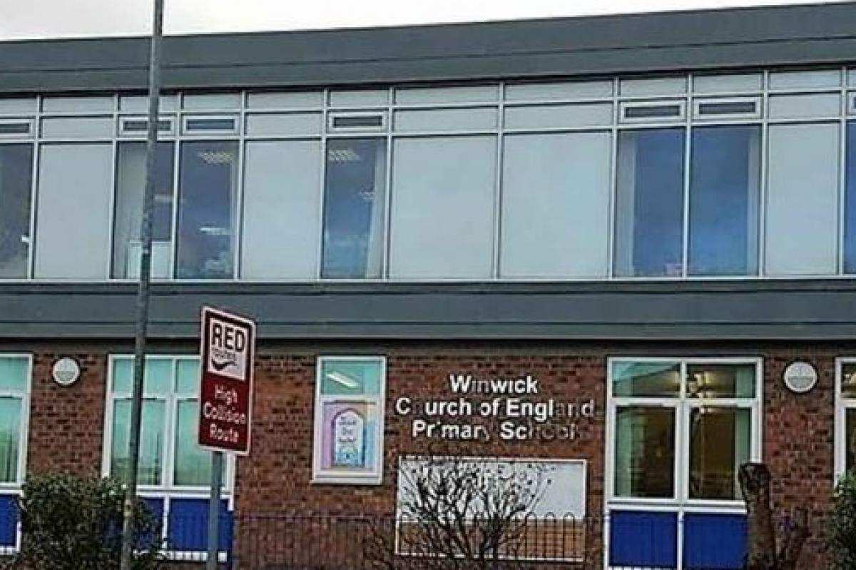 Winwick C of E Primary School Achieve Compliance